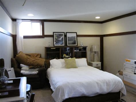 basement bedroom ideas basement progress large bedroom