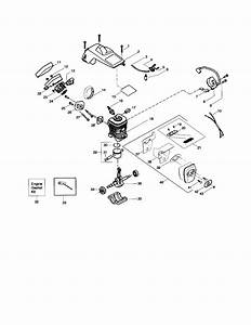 Poulan Wild Thing Fuel Line Diagram