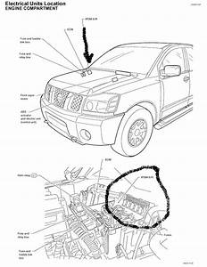 2004 Nissan Titan  Where Is The Fuel Pump Relay And How Is