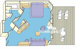 Crown Princess Deck Plans  Diagrams  Pictures  Video