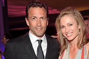 Now Married with Andrew Shue, Amy Robach divorced Ex ...