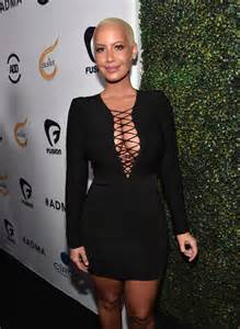 amber rose  def  awards   hollywood gotceleb