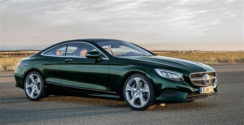 Amg line models include amg bodystyling with distinctive front and rear aprons and specific amg radiator grille. The new Mercedes-Benz S-Class Coupé: The high-end coupé - Automotive World