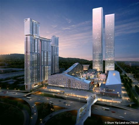 City Building Shenzhen Off-Site Program