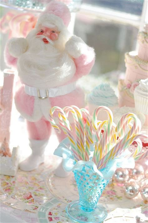 22 pastel christmas decor ideas to add glamour to your