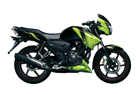 Get The Tvs Apache Motor Bike