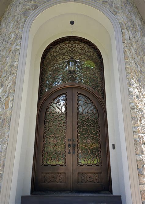 custom iron doors insulated iron doors nahb now the news