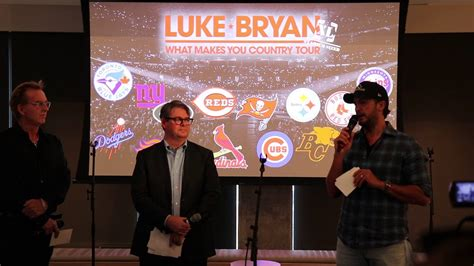 Luke Bryan Announces What Makes You Country 2018 Stadium