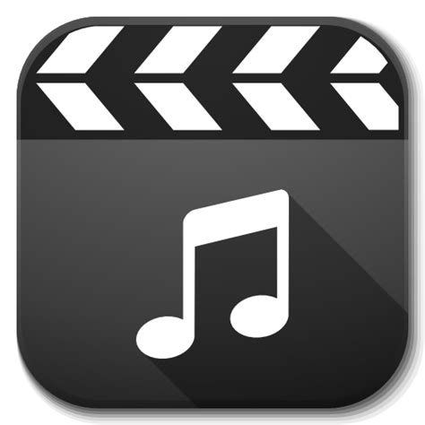 apps player multimedia icon flatwoken iconset alecive