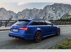 Nogaroblauwe Audi RS6 eert oerRS Autonieuws