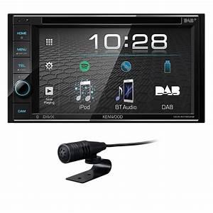 Dab Autoradio Mit Bluetooth Freisprecheinrichtung : kenwood ddx 4019dab 2 din moniceiver dab bluetooth ~ Jslefanu.com Haus und Dekorationen