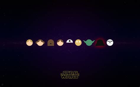 Storm Trooper Wallpaper Hd Star Wars Minimalism Yoda Han Solo Princess Leia R2 D2 Luke Skywalker Chewbacca C 3po