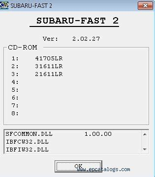 free download parts manuals 2011 subaru tribeca electronic toll collection subaru europe electronic spare parts catalog 05 2017 download