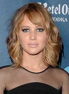 medium length hairstyles round face