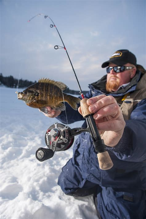 prepping rods  reels  ice fishing plano synergy