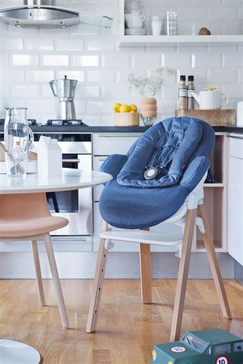 stokke steps baby chair      seating system