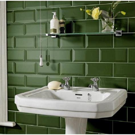 metro dark green mm  mm bathroom tiles metro