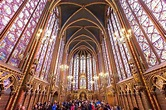 Sainte-Chapelle, Paris, France - Gothic architecture at ...