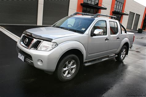 Review Nissan Navara by Nissan Navara St X 550 Review Caradvice
