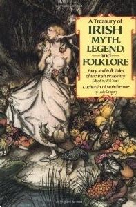 treasury  irish myth legend folklore  wb yeats