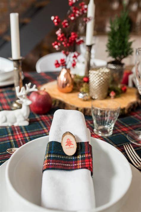Weihnachtliche Tischdeko Holz by Fr 246 Hliche Weihnachten Meine Tischdeko Im Rustikalen
