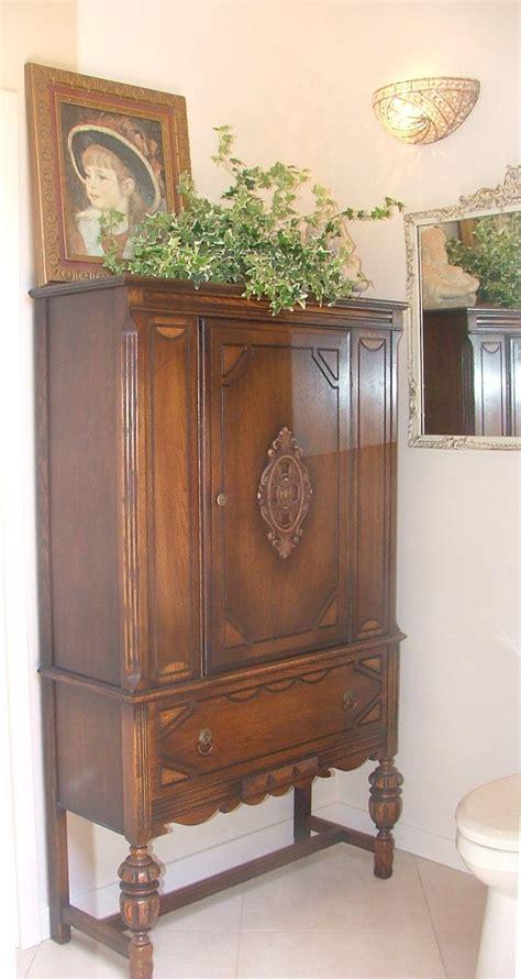 vintage linen cabinet 38 best antique bathroom vanities images on 3240