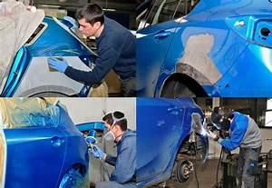 Prix Carrosserie Aile Arriere : peinture automobile lyon meyzieu genas carrosserie davi ~ Gottalentnigeria.com Avis de Voitures