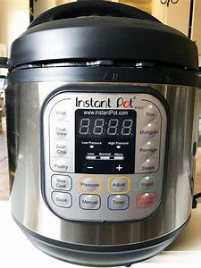 A Quick Guide To The Buttons On Your Instant Pot