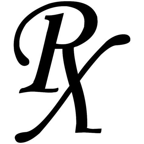 Rx Clipart The Salon Prescription Mdg Salon Studio