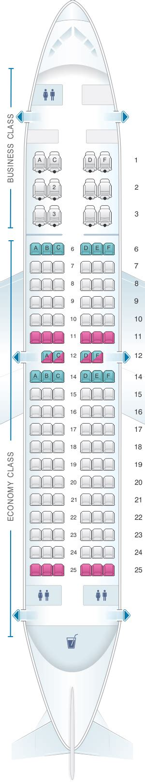 boeing 737 plan sieges plan de cabine aeromexico boeing b737 700 seatmaestro fr