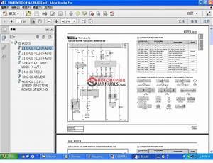 Ssangyong Kyron D149 2011 01 Diagram
