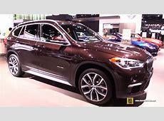 2017 BMW X1 28i xDrive Exterior and Interior Walkaround