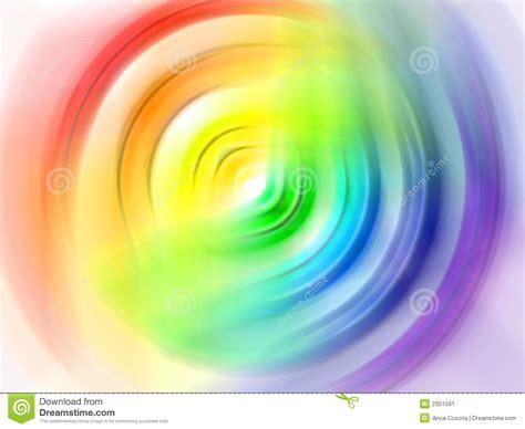 rainbow circle stock image image