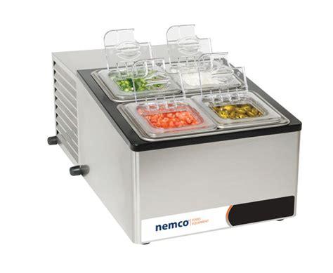 cold condiment station nemco