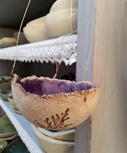 Windlicht Zum Aufhängen : teelichthalter teelichthalter windlicht zum aufh ngen keramik ein designerst ck von art mate ~ Buech-reservation.com Haus und Dekorationen