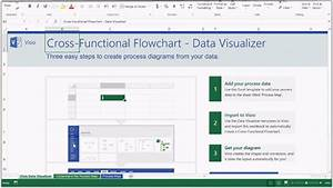 Automatically Create Process Diagrams In Visio Using Excel