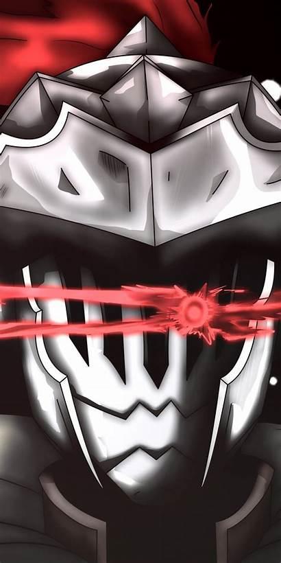 Golbin Slayer Warrior Anime Dark