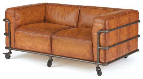 Sofa Industrial by Bentley Sofa Industrial Sofas By Custom Furniture World