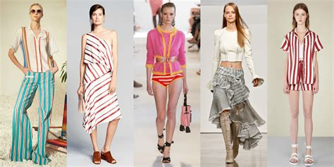 Summer 2017 Fashion Trends - Guide to Spring and Summer Styles