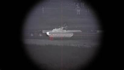 Thermal Night Vision Thunder War Imager 80u