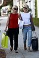 Mari Anne Hough Photos Photos - Julianne Hough Shops with ...