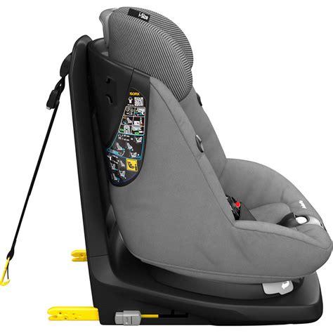 si ge auto pivotant b b confort siège auto pivotant axissfix i size concrete grey groupe