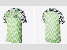 Russia 2018 Fans go crazy for Nigeria's retro World Cup