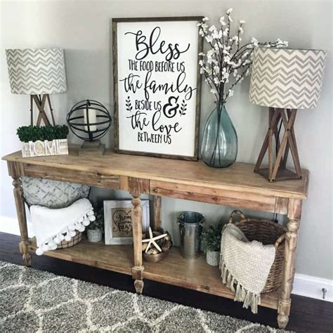 Style Entry Table Like Pro by How To Decorate A Console Table Like A Pro Best Entry