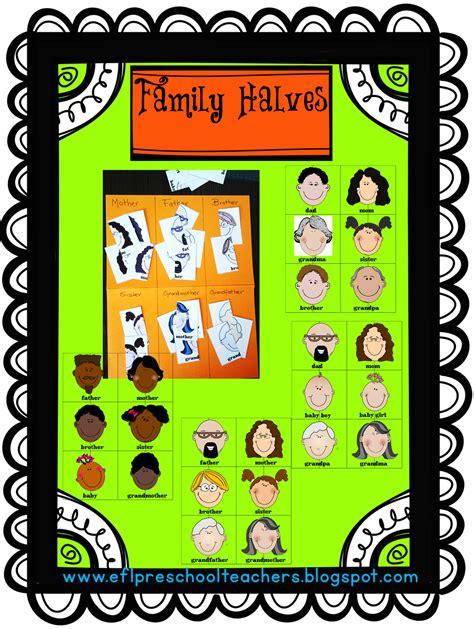 family theme  esl  images family theme