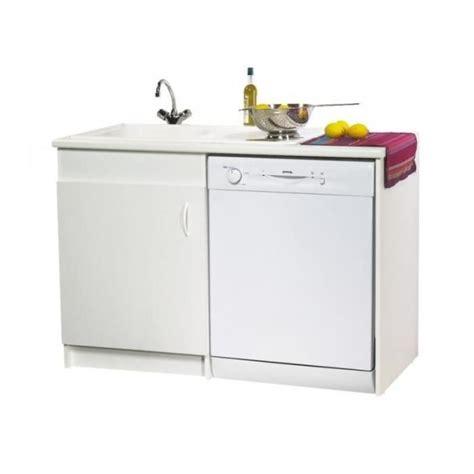 avis cuisine lapeyre meuble de sous évier option lave vaisselle 120 x 60 achat vente meuble sous évier meuble de