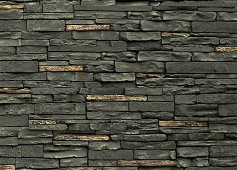 slate panel stoneworks faux stone siding slate stone twilight panel 43 quot x8 1 4 quot x1 3 4 quot