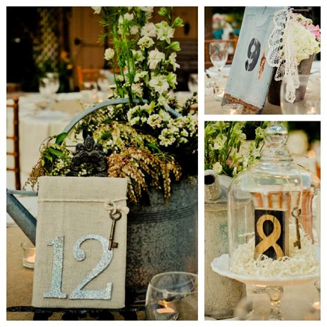 A Country And Vintage Style Wedding Rustic Wedding Chic