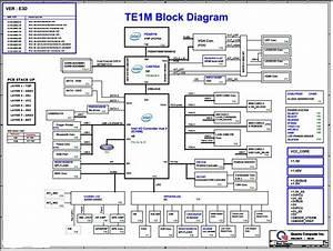 Toshiba Satellite L310 Schematic