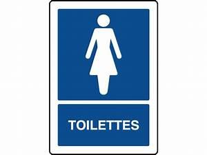 Sigle Homme Femme : panneau d 39 information vertical sigle femme texte toilettes ~ Melissatoandfro.com Idées de Décoration